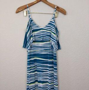 Tart maxi dress low back S